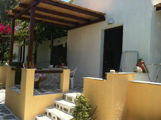 Diplos Studios: Veranda Privata