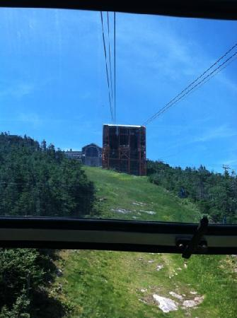 Maple Lodge Cabins and Motel: Cannon mountain Tramway!!the best