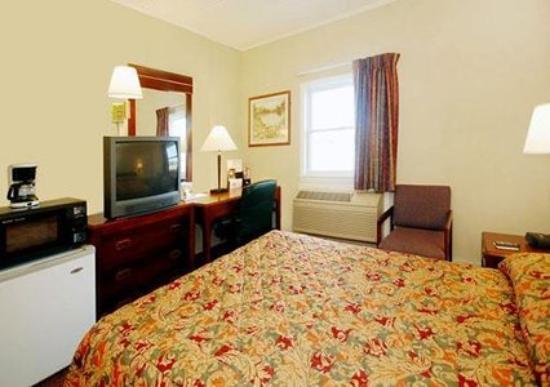 Econo Lodge: Interior