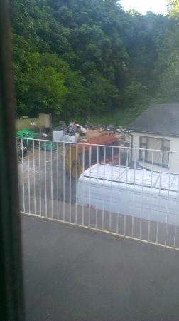Gwesty Carreg Bran Hotel: View from room