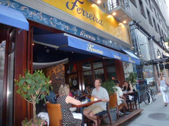 Dessert Picture Of Ferreira Cafe Montreal Tripadvisor