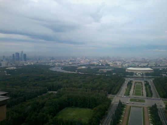 Lomonosov Moscow State University (MGU): MGU Moscow