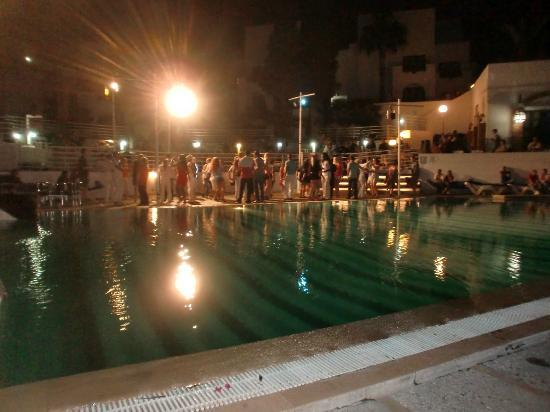 Agador Tamlelt: Another pool area and the outside disco