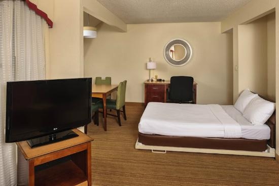 Penthouse Suite Murphy Bed   Picture of Residence Inn San Jose