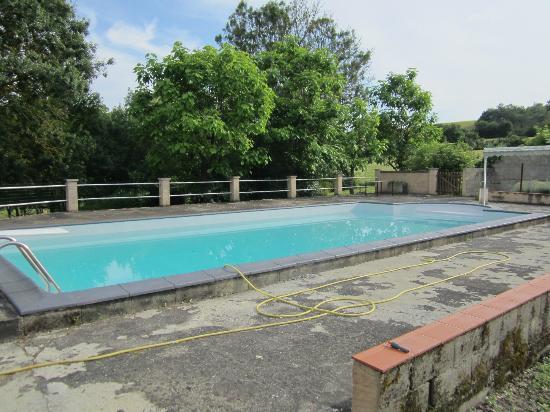 Bastide de Lassalle: Pool