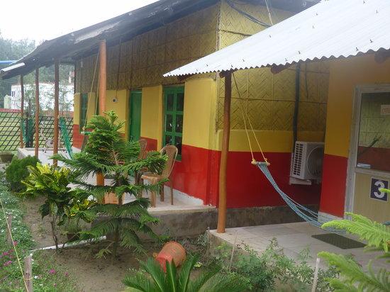 Tajpur Retreat: mini gym