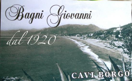Cavi, Italy: Storia