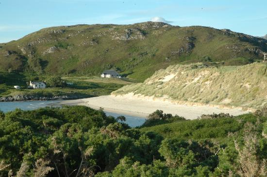 Arisaig, UK: one of 3 beaches
