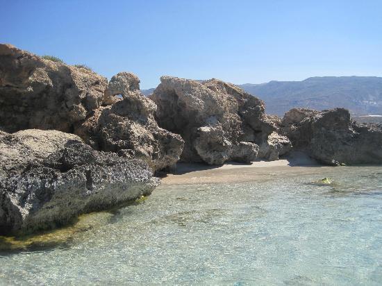Elafonissi  Beach: elafonisi