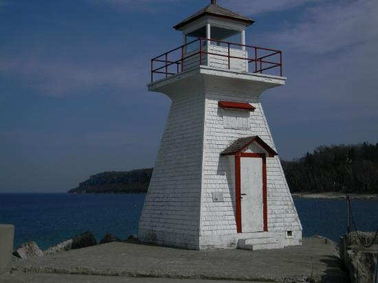 Lion's Head Lighthouse: Summer At The Harbour