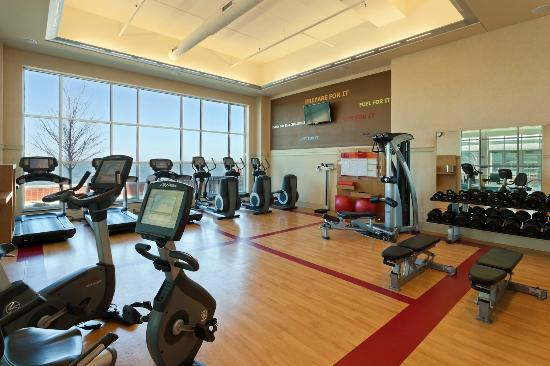 Sheraton Erie Bayfront Hotel : Fitness Center