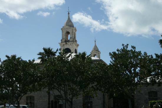 Clock Towers at the Docklands, Bermuda