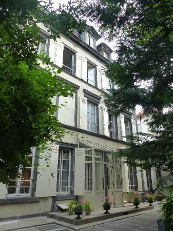 Villa Pascaline : Façade