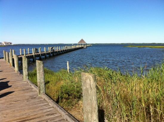 Holiday Inn Express Ocean City: Northside Park pier – near hotel