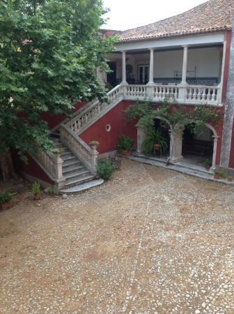 Casa dos Vargos: Courtyard