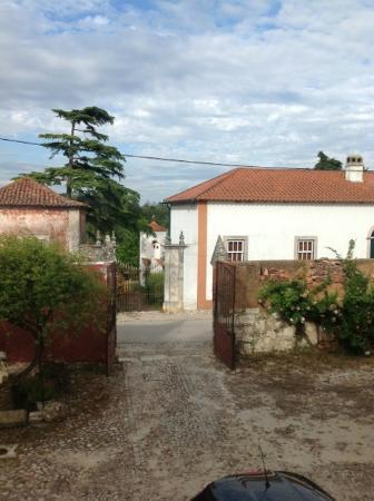 Casa dos Vargos: Entrance