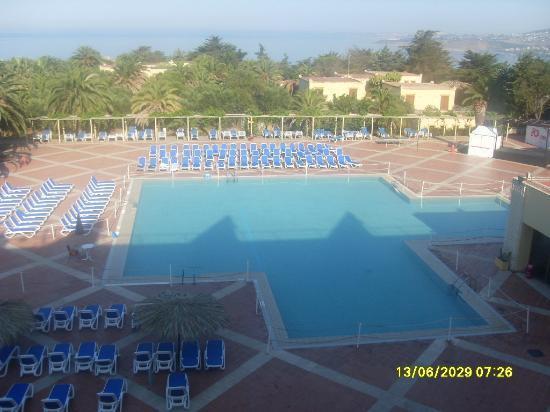 Torre Macauda : piscina