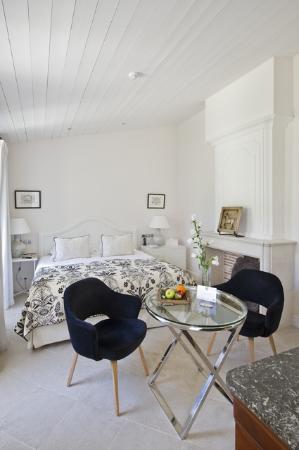 Hotel de Toiras: Chambre deluxe - Villa Clarisse