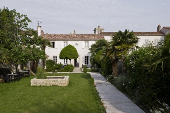 Hotel de Toiras: Jardin - Villa Clarisse