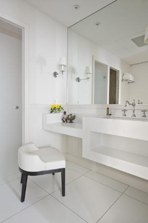 Hotel de Toiras: Salle de bain - Villa Clarisse