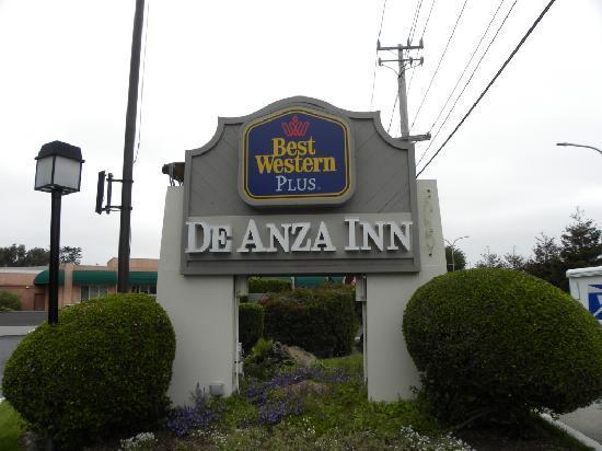 BEST WESTERN De Anza Inn: Esterno