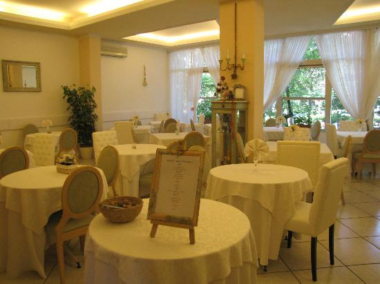 Hotel Hawaii : sala da pranzo