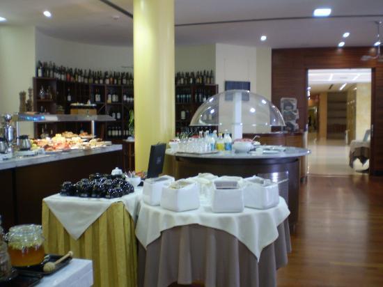 Crowne Plaza Venice East-Quarto d'Altino: Buffet de Desayuno 2