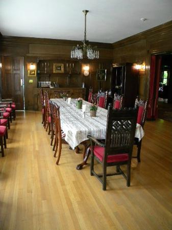 Shafer Baillie Mansion: Dining Room