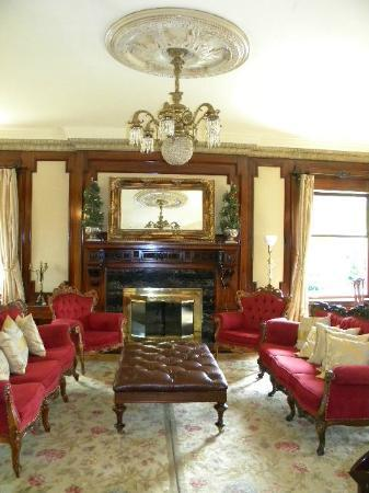 Shafer Baillie Mansion : Sitting room