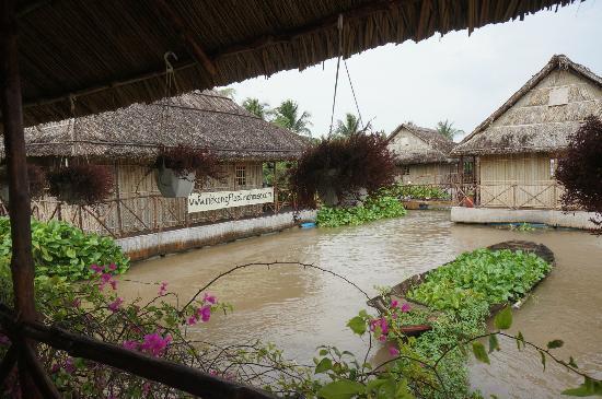 Mekong Floating House: Vue d'ensemble