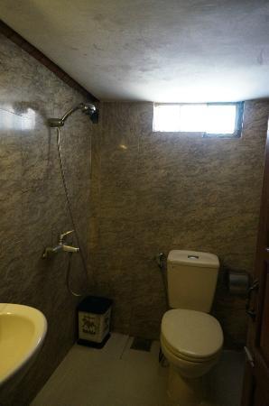 Thanh Van Hotel: Salle de bain