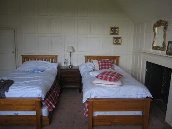 """Shapwick House Hotel: """"Beech"""" - bedroom at Shapwick"""