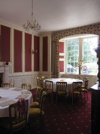 Shapwick House Hotel: Breakfast room