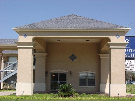 Americas Best Value Inn - New Braunfels / San Antonio: Canopy Drive Up