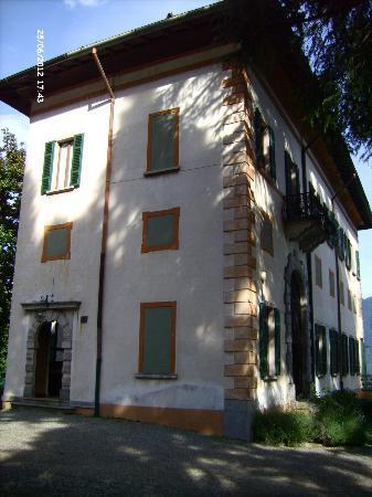 Castello Di Frino: das Haupthaus
