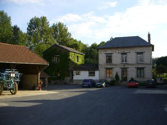 Peronne, Frankrike: Peaceful Location