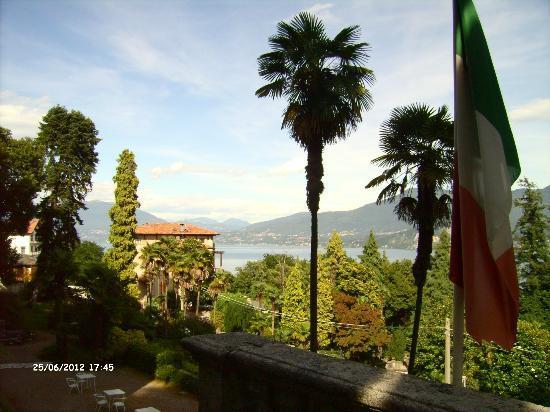 Castello Di Frino: Blick zu Lago