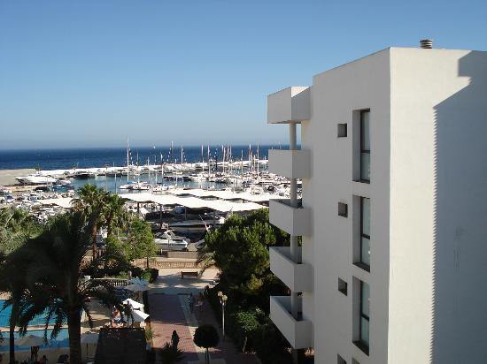 Hotel Tres Torres : view