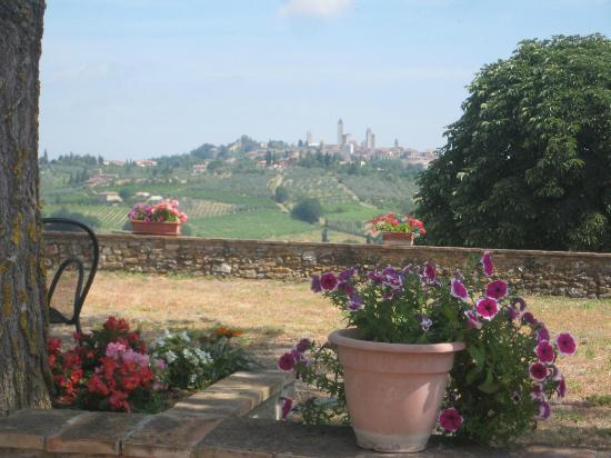 Agriturismo Poggiacolle: The most beautiful place that I ever seen..