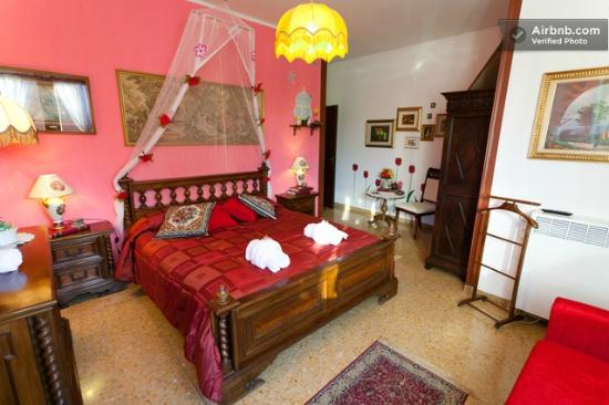 Alle Torri B&B: romantica room