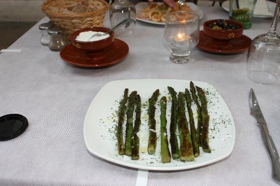 Bar Nou: Perfect Asparagus