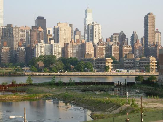 Vue Lat Rale 5 Me Tage Nord Picture Of Wyndham Garden Long Island City Long Island City