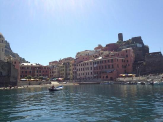 Matilde Navigazione: Another postcard view from our private boat tour.