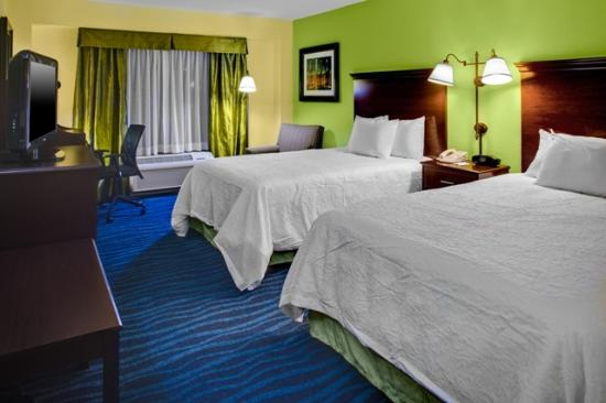 Hampton Inn Perimeter Center: Double Beds
