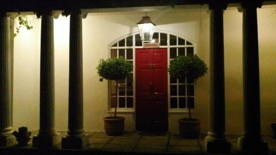 Mallmore Country House : entrée