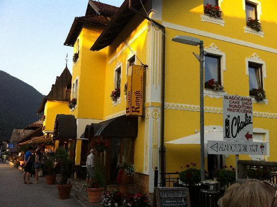 Restaurant Kotnik: .