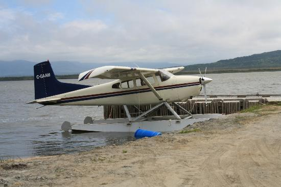 Cow Head, Canada: Cessna 185: Gros Morne Flights