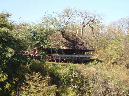 Victoria Falls Bridge Cafe: Vic falls Bridge Cafe