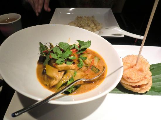 Chino Latino - Nottingham: Thai Penang Curry
