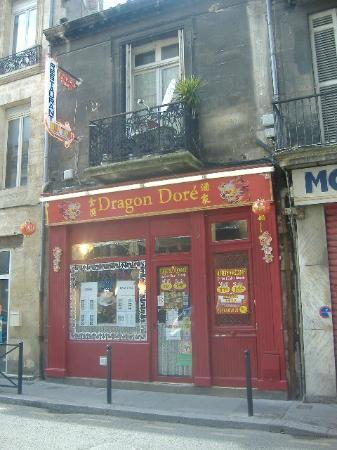 DRAGON DORE : le restaurant
